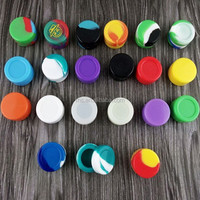 Alibaba online shopping non-stick 5ml silicone wax containers 200pcs/lot free shipping by DHL