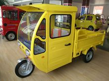 KYMCO new brand closed cabin electric tricycle on sale