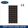 hot price per watt photovoltaic mono solar panel 50W