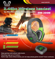 Gaming Headset for PS3/PS4/ XBOX 360/PC/WII/ Noise Cancelling Headphones