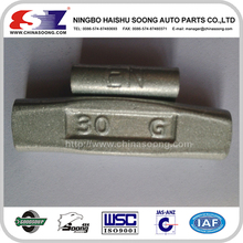 High Quality Fe Clip Ons Wheel Balance Weight