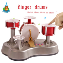 Fashion funny kids musical toys mini jazz drum set toys Multi-function mini jazz drum toys