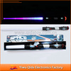 2016 new arrival plastic 5 lights space led sword sound shake led light saber