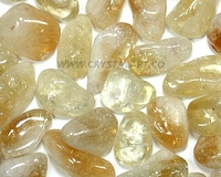 Citrine Tumbled Pebbles Stone