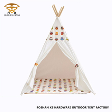 Portable Folding Folding Outdoor Party Teepee Tent With Walls