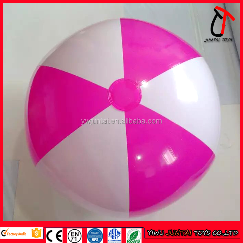 High quality 48 inch giant branded beach ball promotional