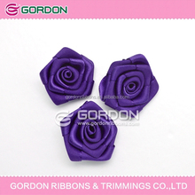 wholesale double faced satin ribbon rose for trim alibaba