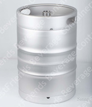 15.5 gallon beer keg size, 1/2bbl