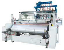 Low price of two layers coextrusion stretch film machine