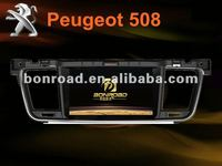 peugeot 508 car dvd bluetooth gps navigation with 3 g