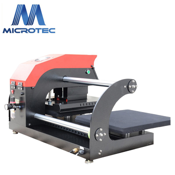 Hot Selling Air Pressed Double Location Pneumatic Heat Press Transfer Machine