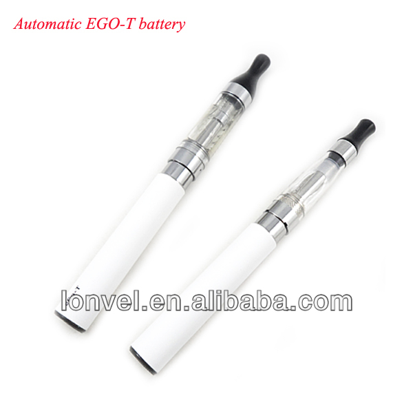 clearomizers with automatic ego-t battery e cigar