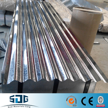 corrugated galvanized steel roof sheets/cheap roofing materials/corrugated zinc sheet