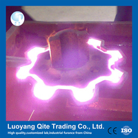induction heating machine for heating and forging