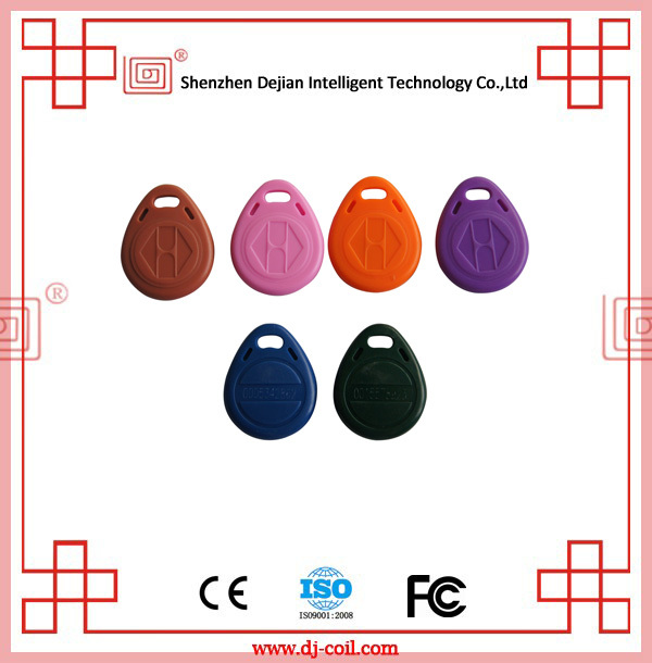 RFID Key Fobs with Access Control