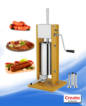 5L Kebab colorful canned sausage meat extruder