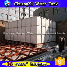 Fiberglass reinforced plastic agriculture irrigation water tank, GRP irrigation water tank, China GRP water tank assembled