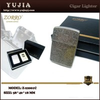 Best luxury oil copper cigarette lighter fashion cheap lighter