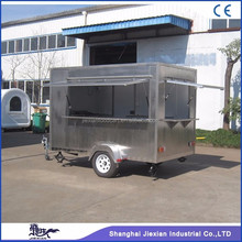 JX-FS300C Shanghai Jiexian camper trailer stainless steel kitchen off road
