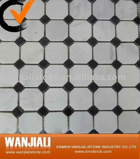 Pattern Mosaic Paving