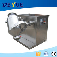 planetary mixer chemical powder 3d motion mixer from DeYue