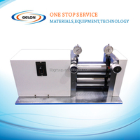 Laboratory Equipment Rolling Machine for Research of Li-Ion Battery
