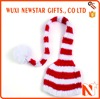 Most Welcomed Top Quality Lovely Knitted Baby Christmas Hat