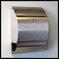 Wall Mounted Type mailboxes