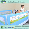 baby sleep safety plastic Baby safety bed rails protector