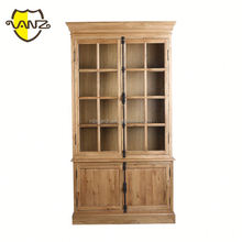 indoor Chinese antique style decorative wood unique cabinet