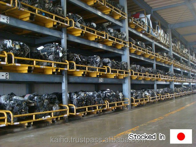 CAR SPARE PARTS TOYOTA 5E-FE QUALITY CHECKED BY JRS (JAPAN REUSE STANDARD) AND PAS777 (PUBLICY AVAILABLE SPECIFICATION)