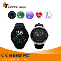 Newest GPS 3G Smart Watch Android 5.1 wearable devices Smartwatch Inch Screen SUPPORT Google play store whatsapp