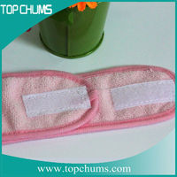 Hairdressing spa facial microfiber microfiber towel hair band