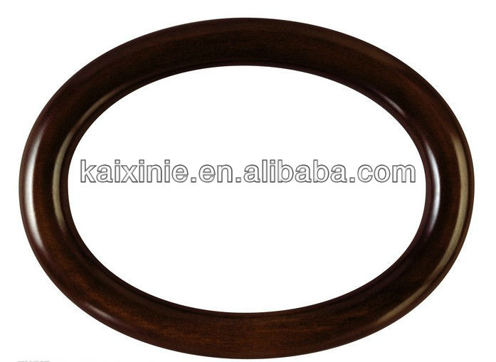 heze kaixin oval photo frame