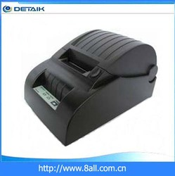 Authentic POS58III Receipt Printer / 58MM Thermal Printer For POS Machine Surpermaket