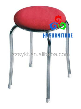 Cheap factory direct sale price cheap stackable bar stools