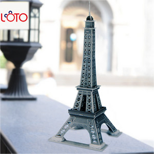 Creative Popular Educational Toys Funny 3D Puzzle , super 3d puzzle With Eiffel Tower