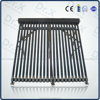 vacuum tube heat pipe solar collector for split pressure solar water heater
