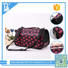 Pet Carrier Cat Bag Designer for Puppy Dog Transport Carriers Shopping Walking Pet Bags