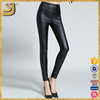 Wholesale New Fashion Design Pu Leather Tight Pants For Women