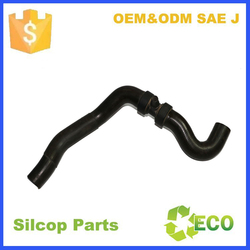 Flexible Universal Rubber Radiator Hose Used For Automobiles & Motorcycles