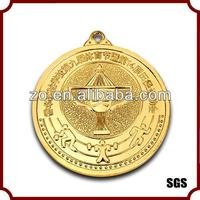 Engraved play gold coins