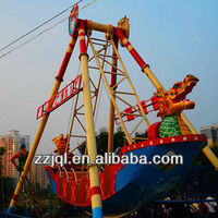 Funny for kiddie Amusement ride pirate ship