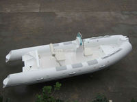 Liya original professional racing boat with engine, open boat fish