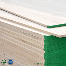 Paulownia edge glued board/Paulownia finger joint board