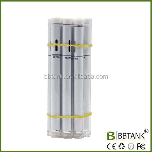 Best selling atomizer oil cartridge 510 glass with dual coil for oil