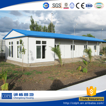 china eps sandwich panel prefabricated house in south africa