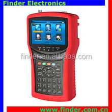 Digital Type and Yes FTA mpeg-4 hd dvb-s/s2 receiver dvb-s dvb-t finder meter