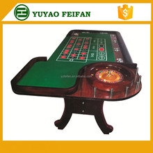 Luxury custom poker table roulette poker table