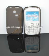 S-line tpu case for sumsung s3350 Chat 335